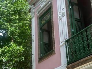 Häuser von Carlos Salles Arquitetura e Interiores, Ausgefallen