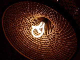 Lámpara Nansa: Hogar de estilo  de Tocat pel Vent