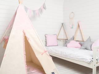 COZYDOTS Habitaciones infantilesJuguetes Algodón Rosa