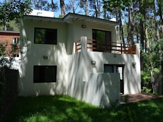 Housing Mar Azul de SSA estudio Moderno
