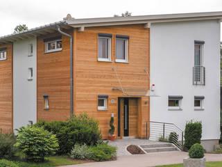 Musterhaus Falkenberg 139 Skapetze Lichtmacher Modern home