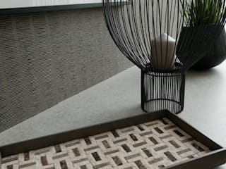 Mosaic Tray: Studio Mosaicoが手掛けたです。