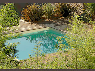 Jardin urbain Jardin moderne par Végétal Attitude Moderne