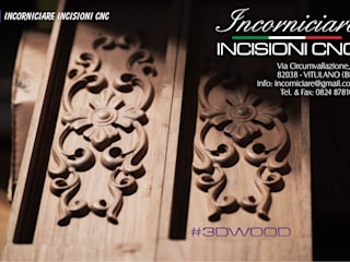INCORNICIARE HouseholdAccessories & decoration Solid Wood Brown