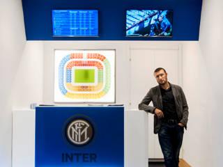 Nuova biglietteria Inter Store Negozi & Locali commerciali in stile industrial di Archidromo - Circuito di Architettura - Industrial