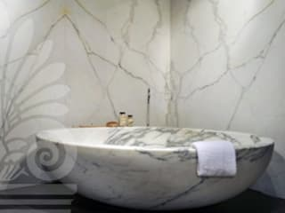 Baths:  Bathroom by Limestone Gallery