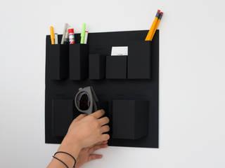 PAPERAGE MINI BLACK: tunapaper의 현대 ,모던