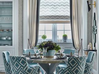 Пространство стиля: Столовые комнаты в . Автор – VVDesign,