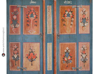 Mobili tirolesi di Antichità Missaglia Rustico