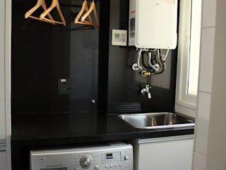 Moderne Küchen von Estúdio Plano Modern