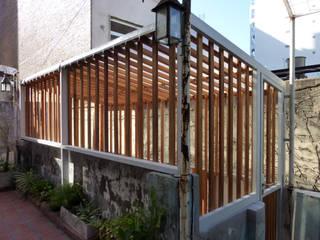 Casas modernas por AlMargen Estudio Moderno
