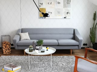 Sala de estar  por Baltic Design Shop
