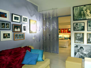 Arbeitszimmer von Carlos Salles Arquitetura e Interiores, Modern