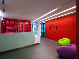 Ogilvy: Estudios y oficinas de estilo  por Serrano Monjaraz Arquitectos