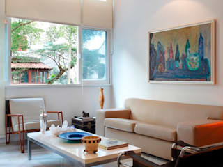 by Carlos Salles Arquitetura e Interiores Eclectic