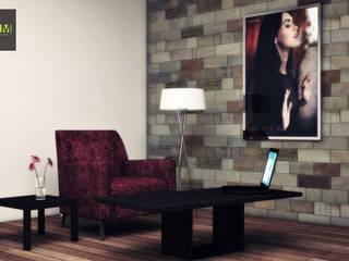 Render / Detalle, MF:  de estilo  por BOHM arquitectura + visualización 3d
