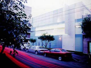Casas modernas por Serrano Monjaraz Arquitectos Moderno