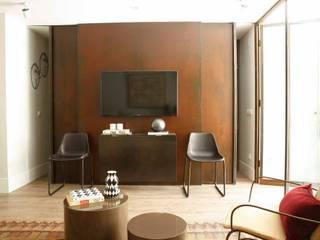 Residencia en Velazquez:  de estilo  de ESTUDIO MAYTE JUBERIAS
