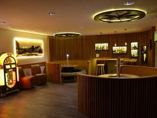 Clubraum Moderne Gastronomie von Fa. RESANEO® Modern