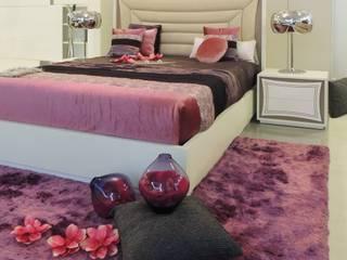 Espazio - Home & Office BedroomBeds & headboards Pink