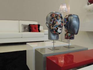 Showroom:   por Espazio - Home & Office,Moderno