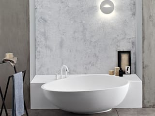 Mastella Design BathroomBathtubs & showers Synthetic White