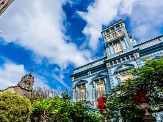 Palacete Rodríguez Quegles Las Palmas de Gran Canaria: Casas de estilo  de Ramonof - Fotógrafos en Canarias