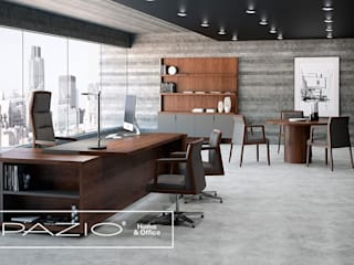 Espazio - Home & Office Classic style study/office Brown