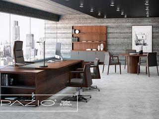 Gabinete Admnistrativo: Escritórios e Espaços de trabalho  por Espazio - Home & Office,Clássico