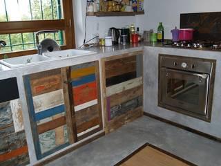 Laquercia21 CocinaEstanterías y gavetas