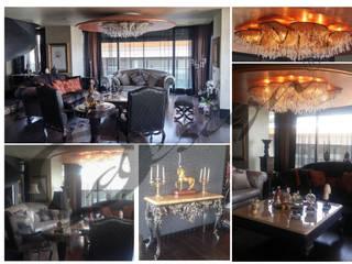 Projelerimizden kareler Modern Oturma Odası O Design Modern