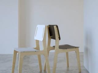 Stuhl Jochen von Stückwerk Skandinavisch