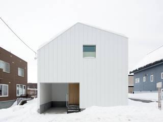 Maisons de style  par 一級建築士事務所 Atelier Casa, Éclectique