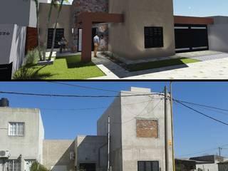 REFORMA, FACHADA P|S:  de estilo  por Group Arquitectura Online