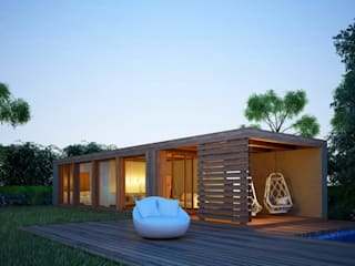 Prefabricated home by Maqet,
