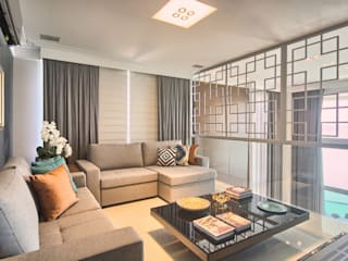 Living room by Spengler Decor