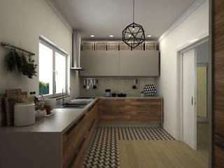 Cocinas de estilo  por Maqet
