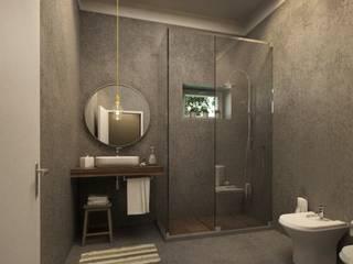 Moradia Casas de banho modernas por Maqet Moderno