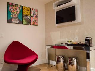 Sala Comercial - Jardim Guedala.: Salas de estar  por MEM Arquitetura