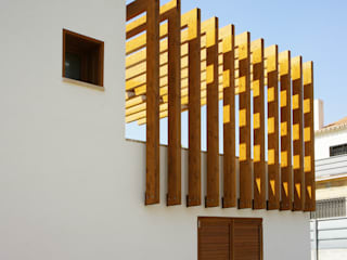 by RIBA MASSANELL S.L. Modern Wood Wood effect