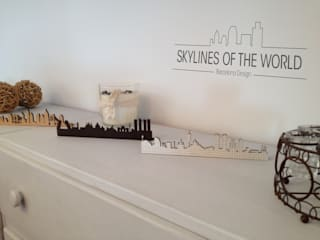 SKYLINES OF THE WORLD de SKYLINES OF THE WORLD Moderno