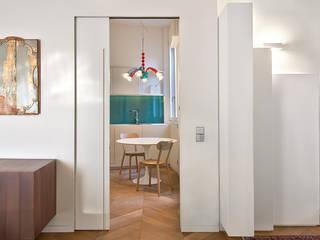appartamento B Cucina eclettica di Diana Lapin Eclettico