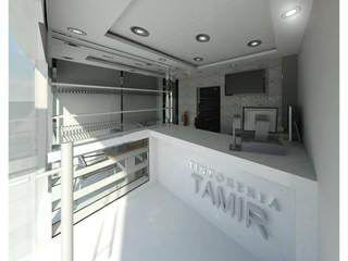 Remodelación tintoteria Tamir de Eisen Arquitecto Minimalista