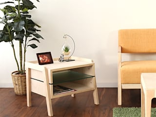 株式会社 大雪木工 Living roomSide tables & trays Wood Wood effect