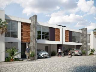 Modern Houses by DELTA Modern