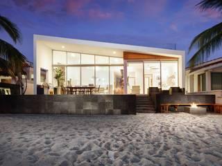 Casas  por Imativa Arquitectos , Moderno Pedra