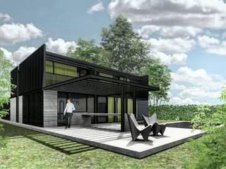 Projekty,  Domy zaprojektowane przez FAARQ - Facundo Arana Arquitecto & asoc.,