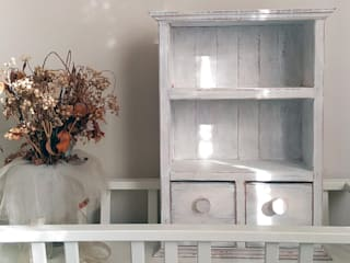 Pons Home Design HogarAccesorios y decoración Madera Blanco