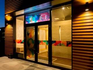 鮮魚とおでん 陽と月 (居酒屋) 店舗 アジア風レストラン の 株式会社 鳴尾工務店 和風
