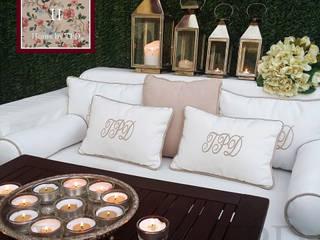 Home by TPD 'El Arte de Recibir en Casa' Jardines de estilo clásico